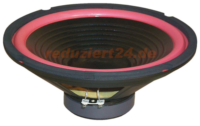 Lautsprecher Bass 4 Ohm 250 Watt KFZ oder HIFI Speaker