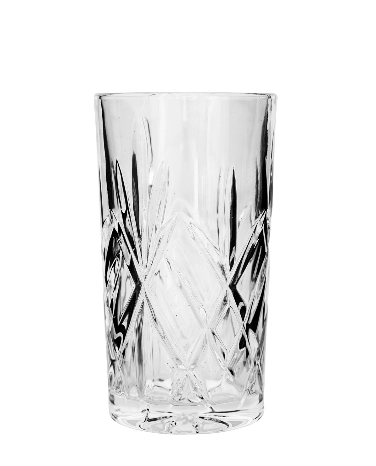 Drinking Glass, Clear, Glass Ø7x H14cm Bloomingville