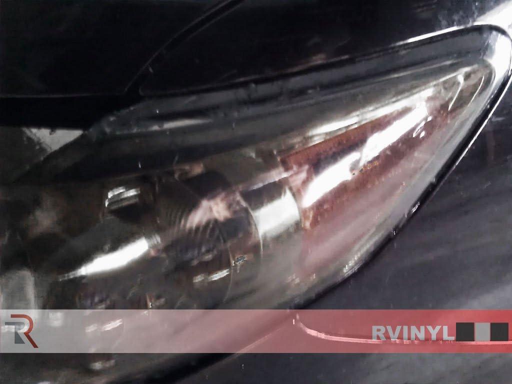 Application Kit Rvinyl Rtint Headlight Tint Covers for Toyota Corolla 2005-2008
