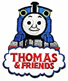 Train thomas friends logo patch Jacket T-shirt Sew Iron on Patch Badge Embroidery