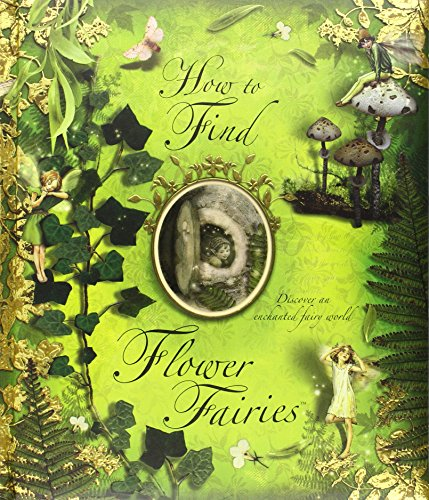 How to Find Flower Fairies (Flowers Of Japan)