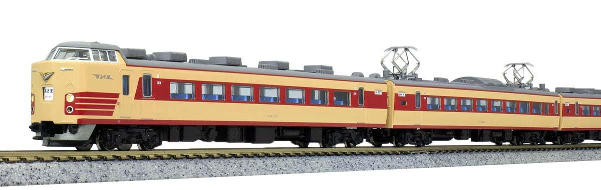 KATO Nゲージ 189系 国鉄色 あさま 基本 5両セット 10-528 鉄道模型 電車 B0018RQ0LM