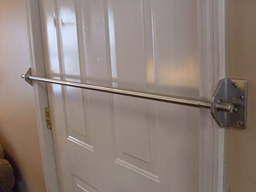 Amazon.com See-Safe Home Security Door Bar Restraint System Car Electronics & Amazon.com: See-Safe Home Security Door Bar Restraint System: Car ...