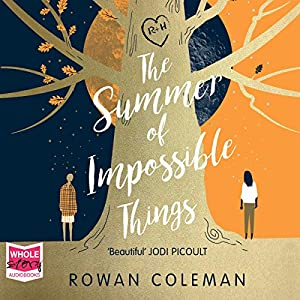 The Summer of Impossible Things Audiobook
