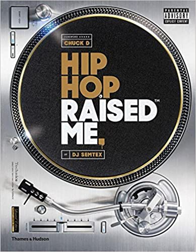 Book Hip Hop Raised Me