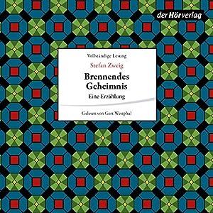 Brennendes Geheimnis Audiobook