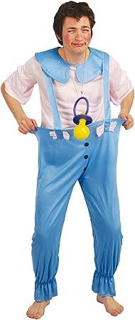 Disfraz Adulto BEBÉ: Amazon.es: Juguetes y juegos