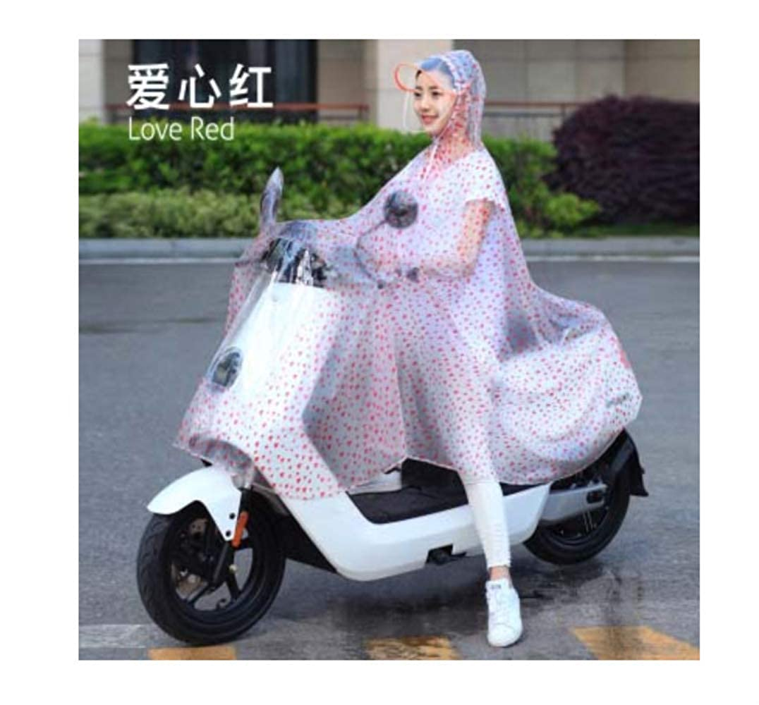 Impermeable Electrombile para Adultos Mujeres Hombre Bicicleta ...