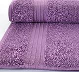 Hammam Linen Lilac Purple Bath Towels 4-Pack