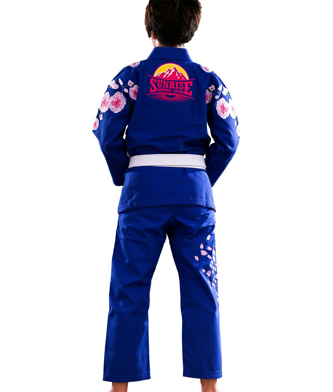 Sunrise Jiu Jitsu - Kimono para Mujer: Amazon.es: Deportes y ...