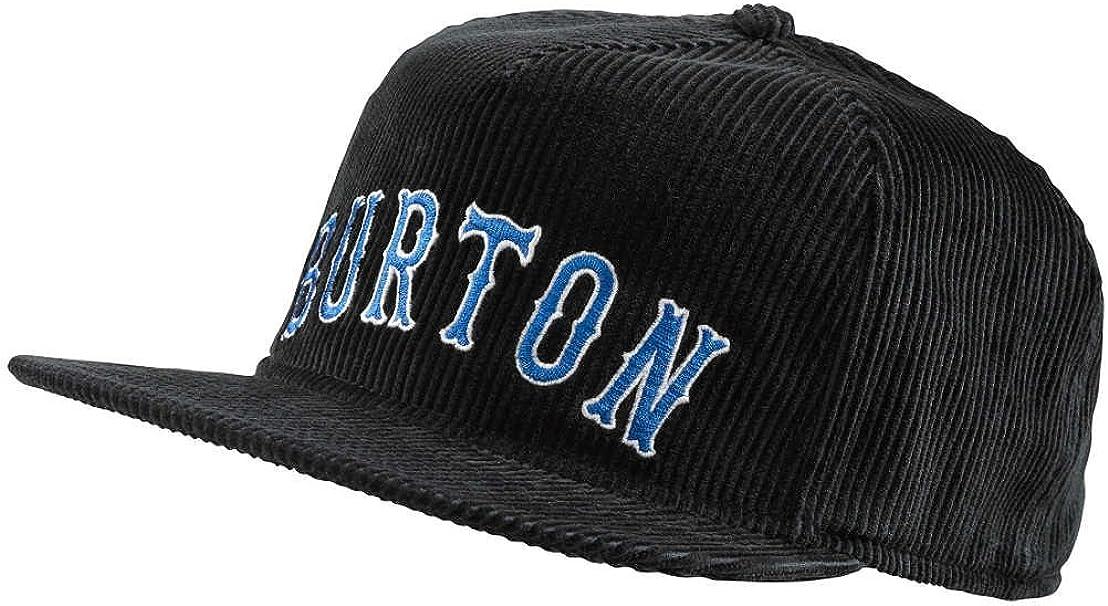 Burton - Gorra de béisbol - para hombre True Black Talla única ...