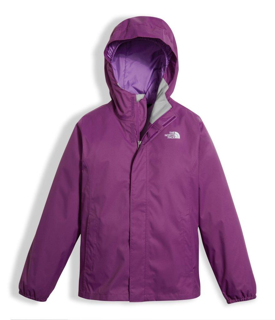 a065de211 The North Face Girl's Women's Resolve Reflective Jacket - Wood Violet - XL  (Past Season)