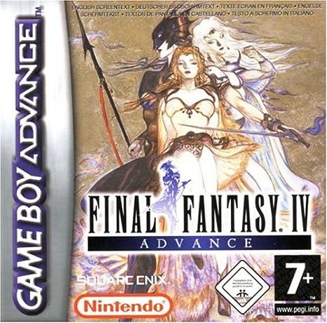 final fantasy gameboy advance