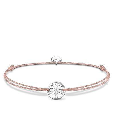 Freiraum suchen besserer Preis für toller Wert Thomas Sabo Damen-Armband Little Secret Tree of Love 925 Sterling Silber  LS031-401-19-L20v