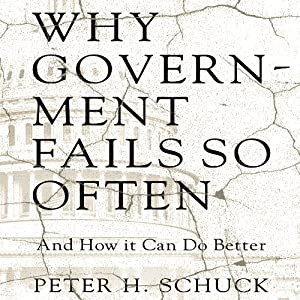 Why Government Fails So Often Audiobook