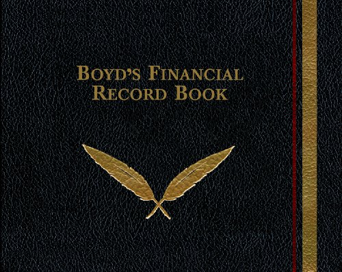 Financial Records (Boyd's Financial Record Book)