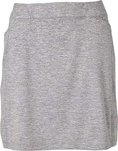 adidas Womens Golf Advantage Skort, L, Grey by adidas