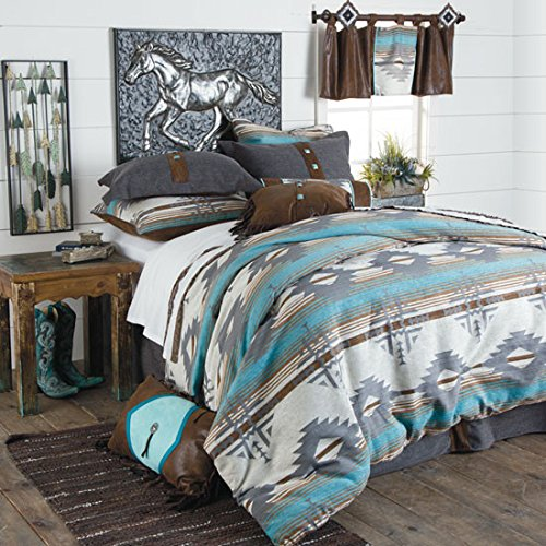 Carstens Badlands 5 Piece Bedding Set, Queen
