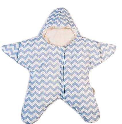 Saco de dormir para bebé invierno recién nacido de patas algodón manga larga – Garcon –