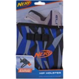 Nerf - Elite Hip Holster Toy Accessory, Dark Blue, Orange