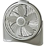 Lasko 3542 20' Cyclone Fan with Remote Control 2-Pack