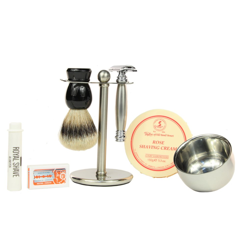 Merkur Shaving Set - 43C Classic Shave Set from Royal Shave