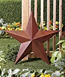 Country Rustic Themed Decor Texas Barn Star Wall Primitive Western Southern Home