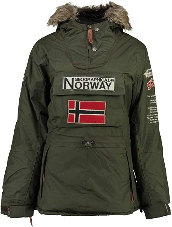 Geographical Norway Parka da Donna