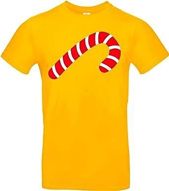 Camiseta de Niño Error de Tipeo Bastón Bastón de Caramelo ...