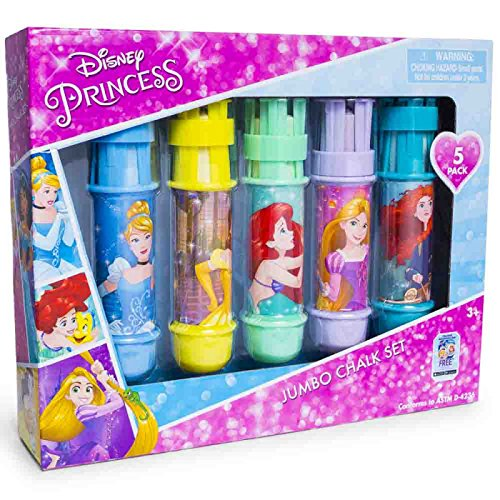 Disney Princess Snow White Toddler Gloves (Disney Princess Jumbo Chalk Set, 5 PC)