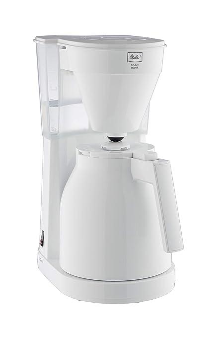 Kaffeemaschine MELITTA LOOK IV in schwarz mit Auto-Off Funktion //// Kaffeebereite