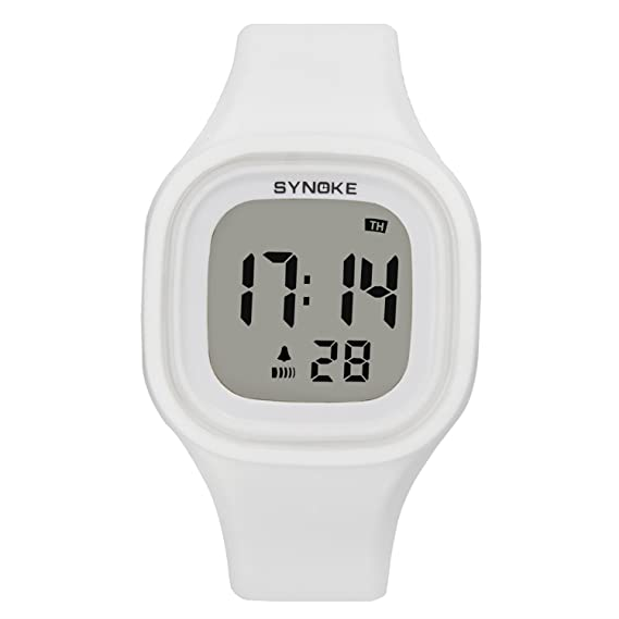 HWCOO Relojes De Pulsera Mujer Niños Reloj Deportivo Reloj Militar Reloj de Vestir Reloj Smart Reloj de Moda Reloj de Pulsera Reloj Creativo único Reloj ...