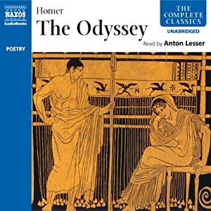The Odyssey Audiobook