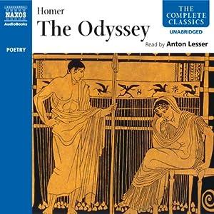The Odyssey | Livre audio