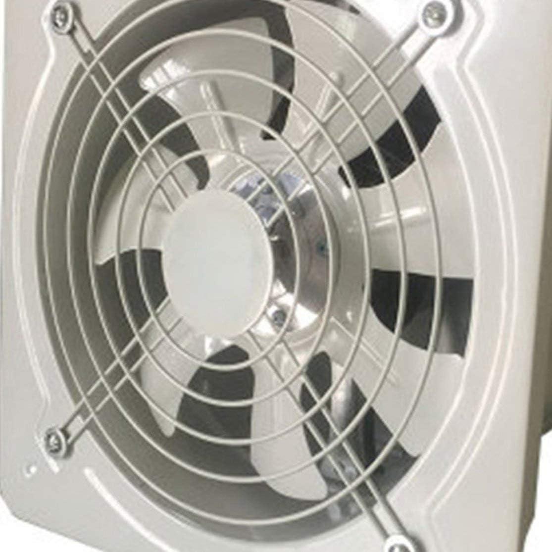 LouiseEvel215 Funcionamiento Estable de Poco Ruido Comercial del Extractor de Aire del Extractor de Metal del Extractor axial Industrial de la ventilaci/ón