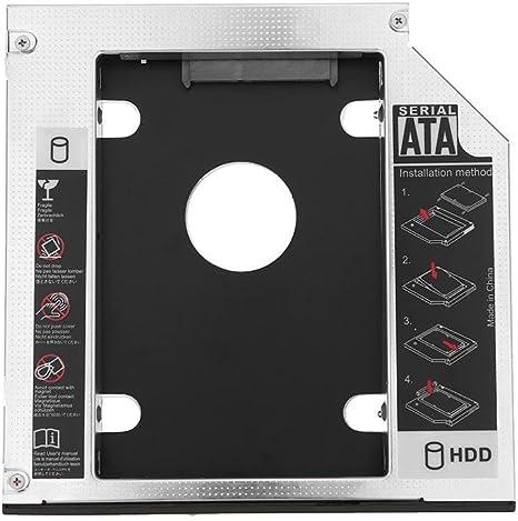 YouN 23S1A Soporte universal para CD de 12,7 mm, soporte para ...