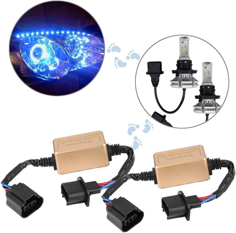 LED Decoder LED Warning Canceller Adapter Scheinwerfer Widerstand