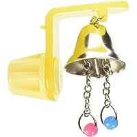 JW Pet Company Activitoys Bell Juguete para pájaros, pequeño