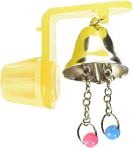 JW Pet 31073 Insight Hanger with Small Bell Bird Toy