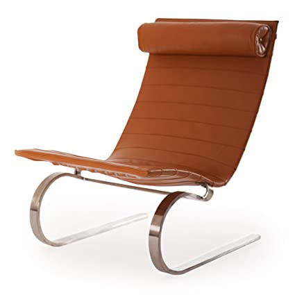 MLF Poul Kjaerholm PK20 Style Cantilever Lounge Modern Chair(Multi Colors  Available), Top