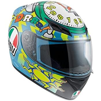 AGV K3 Adult Helmet - Wake Up / Small