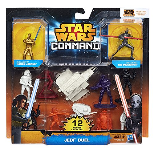 Star Wars Rebels Jedi Duel Set