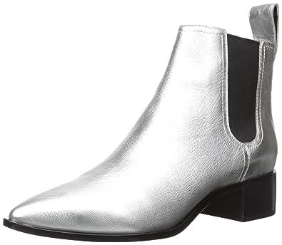 Women's Nellie (Metallic Leather) Chelsea Boot