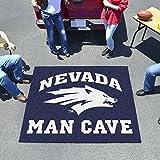 """Fan Mats Nevada Man Cave Tailgater Rug 60""""X72"""""""