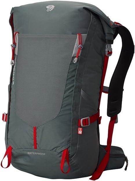 Mountain Hardwear desmodulador RT 35 Outdry Mochila, Color Verde - Thunderhead Grey, tamaño Talla única: Amazon.es: Deportes y aire libre