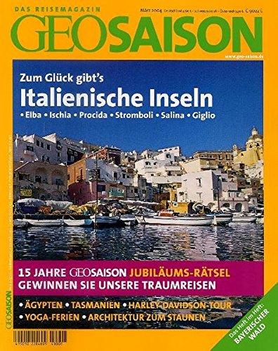GEO Saison / Italienische Inseln