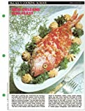 img - for McCall's Cooking School Recipe Card: Fish, Seafood 16 - Baked Stuffed Red Snapper With Creole Sauce (Replacement McCall's Recipage or Recipe Card For 3-Ring Binders) book / textbook / text book