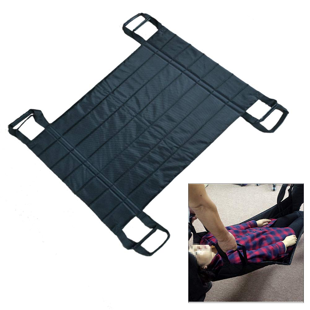 Transfer Board Belt Wheelchair Sliding Waterproof Medical Lifting Sling Patient Care Safety Mobility Aids for Incontinence Elderly by April Story