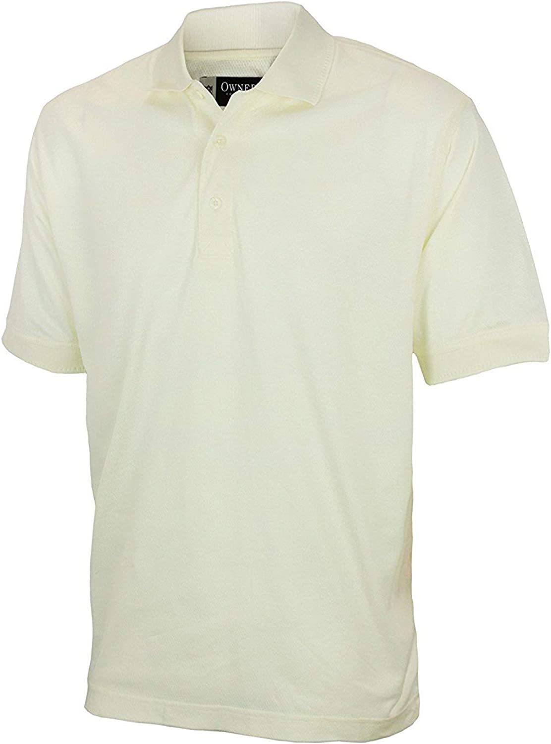 Reebok para Hombre propietarios Collection Polo Camisa, Color ...