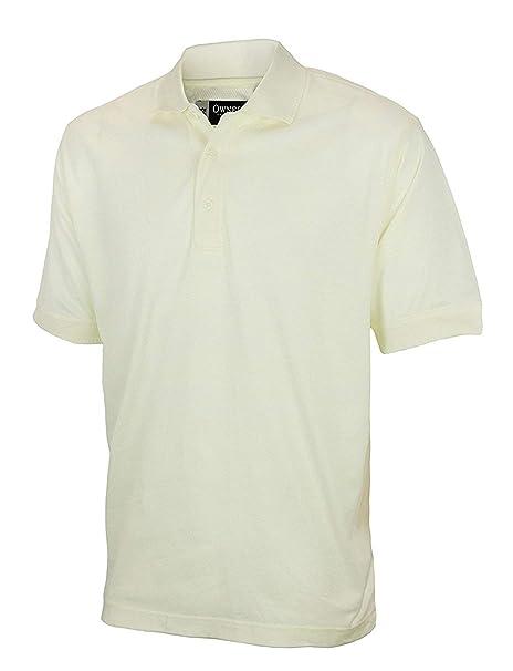 Reebok para Hombre propietarios Collection Polo Camisa, Color ...